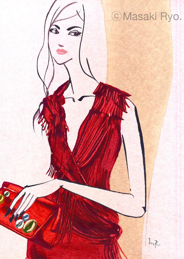 2014春夏コレクションから – Bottega Veneta ボッテガ・ヴェネタ