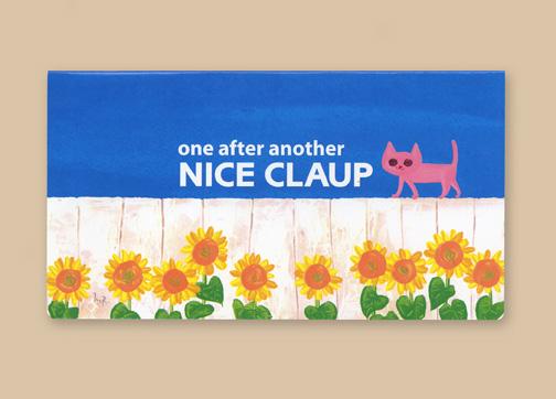 NICE CLAUP Gift Campaign / ナイスクラップ ノベルティフェア