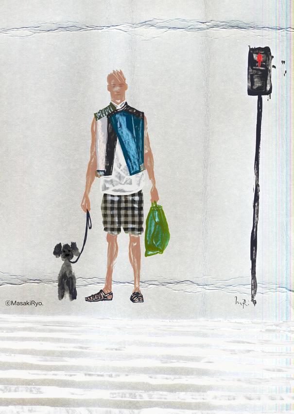 2014 春夏メンズコレクションから – 3.1 Phillip Lim 3.1フィリップリム