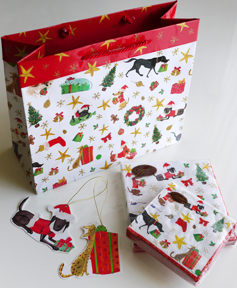 Caspari Christmas
