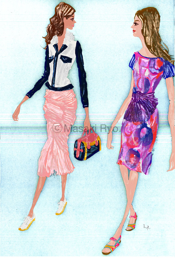 Burberry Prorsum | Spring 2015 Ready-to-Wear (my personal work)