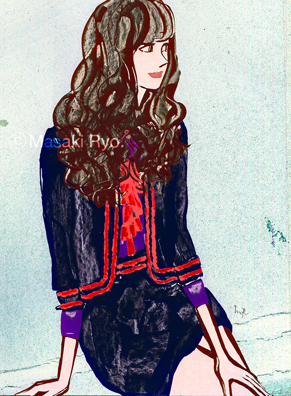 Gucci | Resort 2016 Collection  (my personal work)