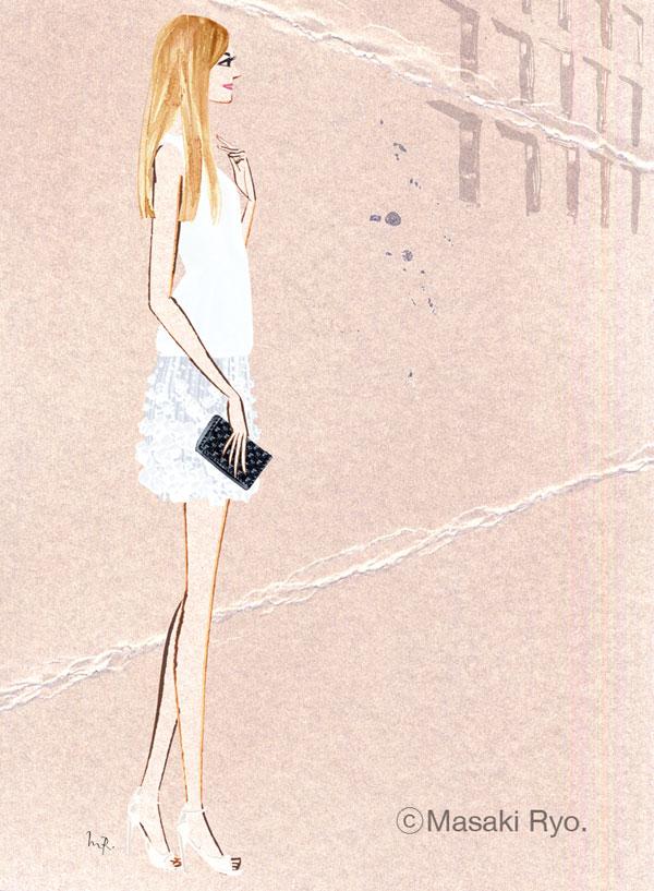2014 春夏コレクションから – Ralph Lauren ラルフローレン