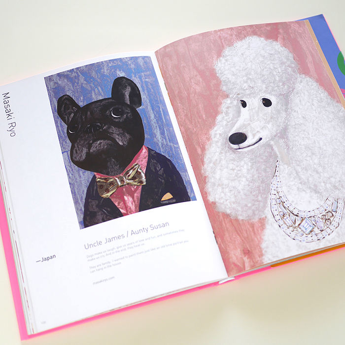 """""""OH MY DOG""""– ILLUSTRATION COLLECTION –"""