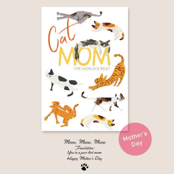 Caspari -Mother's Day-