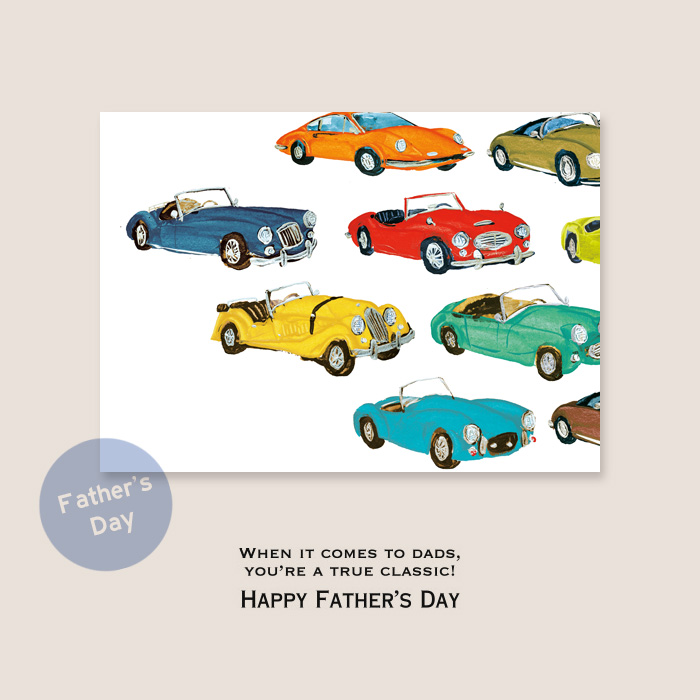 Caspari Gift Cards -Father's Day-